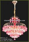 Pink Crystal pendant lamp / Crystal Chandelier MD03278