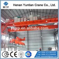 Crane Hometown magnet crane straddle carrier