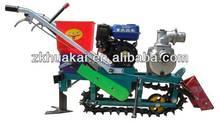 Garlic planting harvesting machine