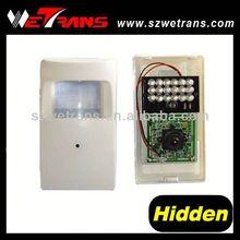 WETRANS Mini 420tvl CCTV Infrared PIR type Digital CCD Hidden camera