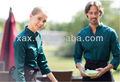 nouveau style pour les serveurs serveuse uniformes restaurant