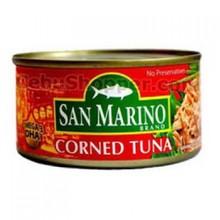 Canned Corned Tuna
