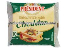 SOVINA- President Sandwich with Cheddar Chesse 200gr