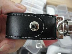 usb flash drive -Leather Case-