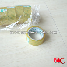 opp packing gummed tape no bubbles tape