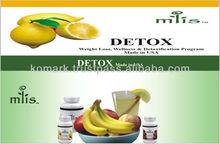 Detox weight loss, wellness & detoxification program