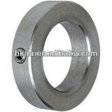 tin plated steel set pipe collar, steering collar ring