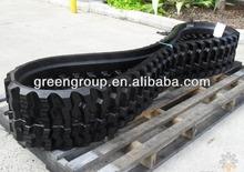 Kubota KX121-2 rubber track,KX41 min excavator:KX136,KX042,K035,KH014,KH90,KH101,KX71,KX91,KX101,KX161-2,KX040,KX045,KX151,KX161