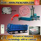 Expanded plastic eps vacuum shape molding machine