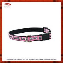 Fashion bone dog collar dog designer