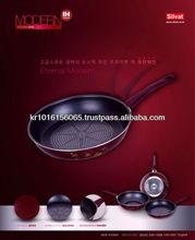 Pressing Diamond Coating Fry pan