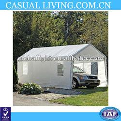 ShelterLogic White Enclosed Canopy Kit with Windows