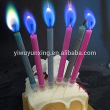 6Pcs birthday candles export