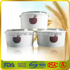 disposable paper soup container cups