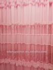 2014 hot sale lace sheer cheap curtain valance