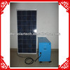 200W DC solar panel system for DC TV ,DC fan