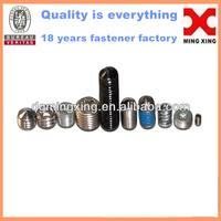 aluminium set screw
