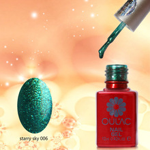 Beautyshow oulac hot sale long lasting polish gel nail starry sky -006