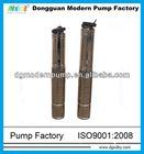 QJ series well pump, goulds well pumps, deep well water pump