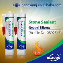 Stone Sealant Neutral Coloured Silicone Sealant