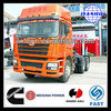 China manufacturer supply 6x4 tractor truck sale