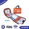 hot sale OEM design nylon car first aid kit bag