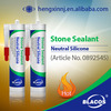 Stone Sealant Neutral Light Grey Silicone Sealant