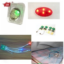 Music sound module bags for promotional package with led flashing