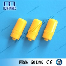 Hospital supply medical use for IV cannula IV injection heparin cap