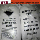 flake or pearl caustic soda/NaOH