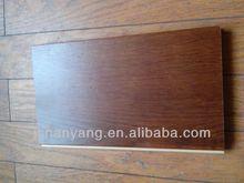 Russia Oak Engineered Wood Flooring with pu floor coating