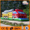 Popular WINSUN Inflatable fire truck bouncer
