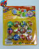 kids elastic rubber ball