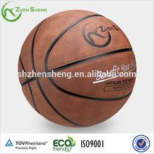 custom leather basketballs