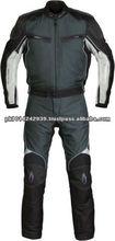 Motorcycle cordura racing suit