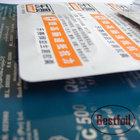 Printed PVC blister aluminum foil sealer for pill packaging