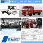 Hot sale low price 5T diesel van for sale