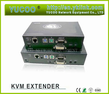 PS2 KVM extender with Audio