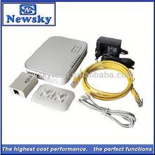 Newest 4 LAN RJ11 2T2R ADSL 3g/hspa/wifi/router
