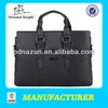 2014 wholesale handbag leather bag for business