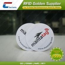 China custom printable nfc anti-metal tag manufacturer