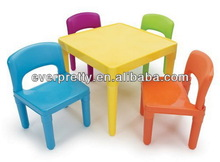 Ikea Kids Table Chair,Sale Kids Plastic Table and Chairs,Colorful Kids Furniture
