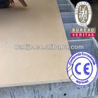 waterproof and fireproof wpc plastic foam sheets