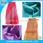 polyester cotton poplin dyed fabric for shirt...