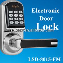 waterproof zinc alloy lock