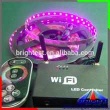 WIFI rgb controller for RGB LED Strip/ RGB LED Module/RGB LED Wall washer light