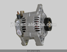 Chinese Mini Van and Mini Truck auto spare parts S11-3701110FA Alternator for Chery QQ