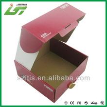 simple luxury corrugated box waste with logo