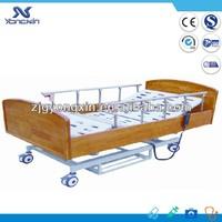 Super low position home care nursing bed