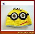 Mnh015/minion minion uncinetto cappello beanie cappello/minion uncinetto cappello